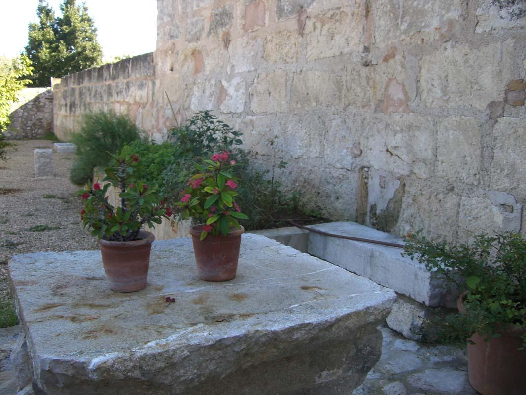 Diseño y construcción de jardín privado en Binissalem (3)