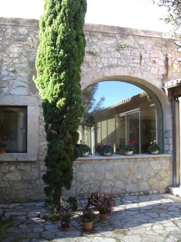 Diseño y construcción de jardín privado en Binissalem (4)